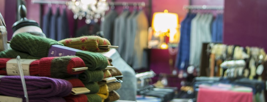 Robert Oliver menswear stock leading brands