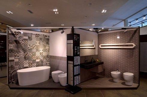 Centro arredo bagno prato pratoceramica for Outlet arredamento pistoia