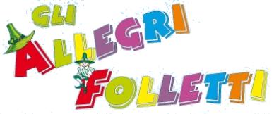 GLI ALLEGRI FOLLETTI - LOGO