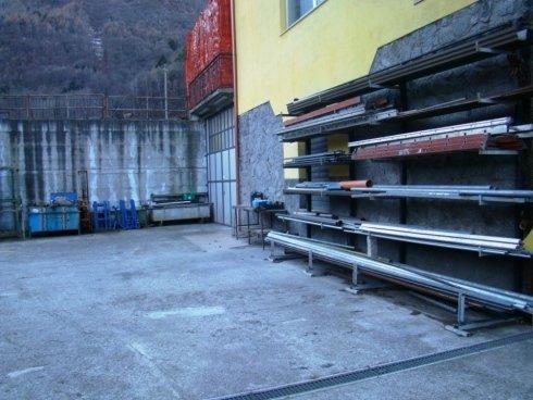 """Sede """"Impianti e opere edili di Gnani Giovanni"""" Malonno - Brescia"""