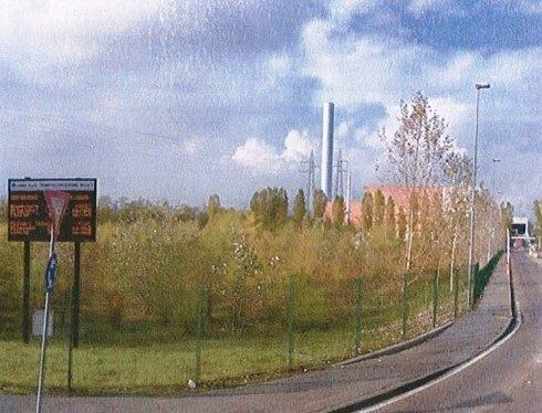 Milano Termovalorizzatore AMSA Silla