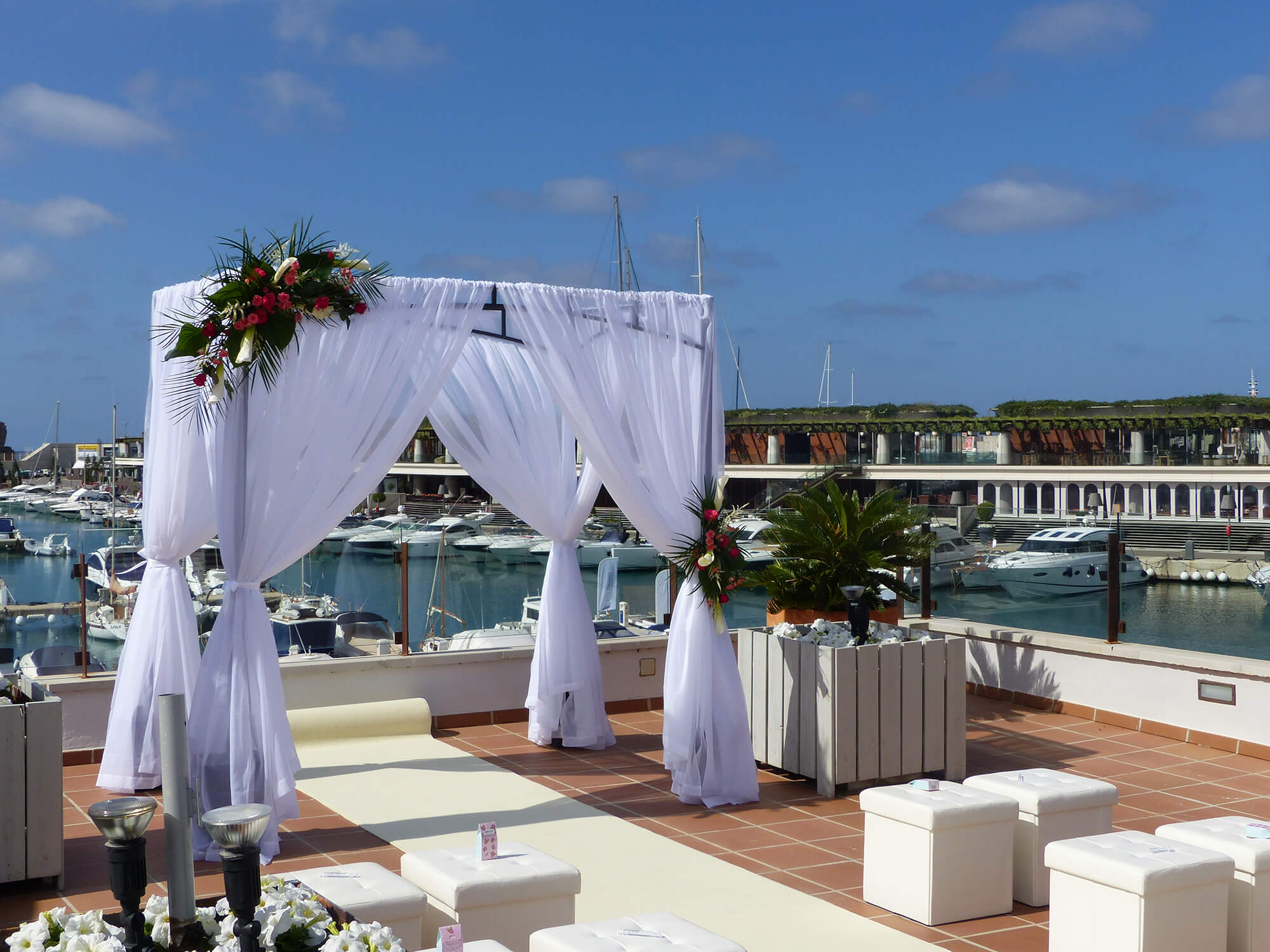 Wedding Planning In Mallorca Wedding Packages A White