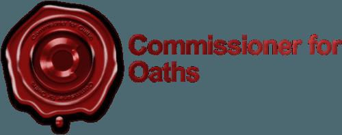 Commissioner for Oaths logo