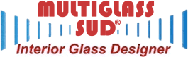 INTERIOR GLASS DESIGN- MULTIGLASS SUD di Rosario Di Biase - LOGO