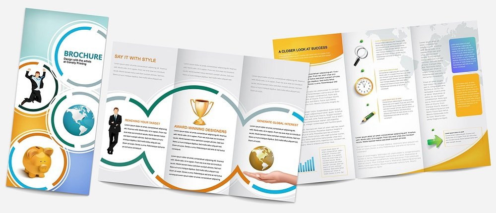 How Brochure Printing Is Still The Best Marketing Tool
