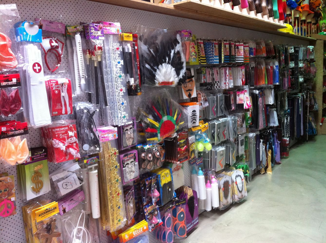 Fantastic fancy dress and party supplies in Wellington