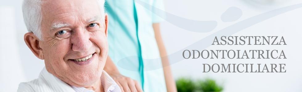 anziani, assistenza, servizio domicilio, dentista