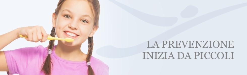 bambini, dentista, prevenzione