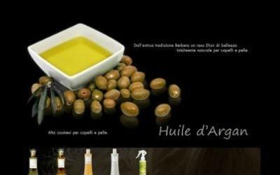 trattamento olio argan