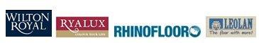 RHINOFLOOR RYALUX logos