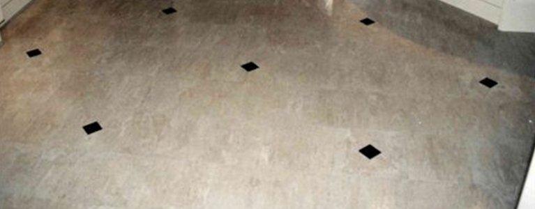 Queensland cork supplies floor