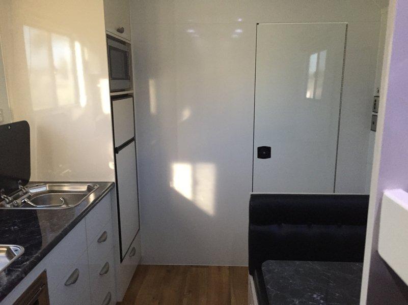 Custom built trailer
