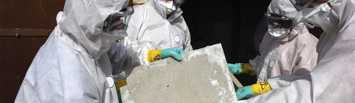 asbestos professionals