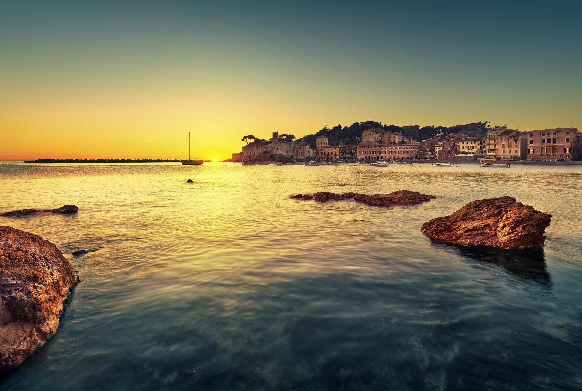 cene romantiche Ristorante El Pescador Sestri Levante