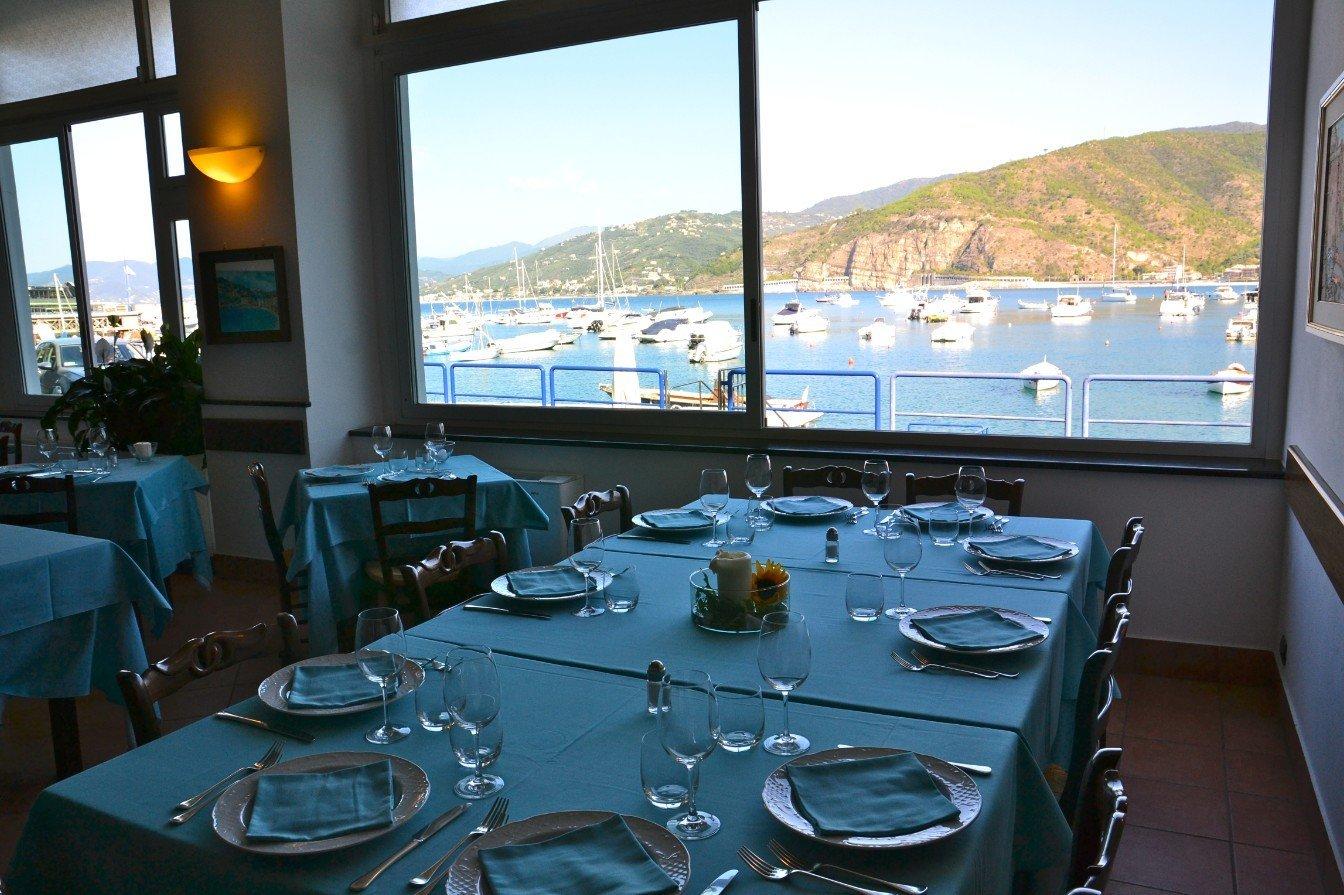 cucina di mare Ristorante el Pescador  Sestri Levante