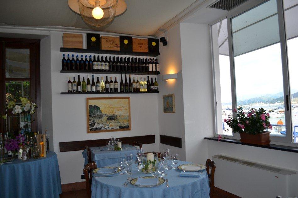 cantina dei vini Ristorante el Pescador  Sestri Levante