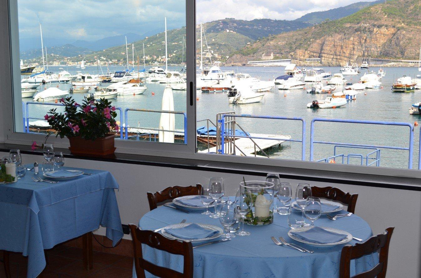 ristorante cucina ligure Ristorante el Pescador  Sestri Levante
