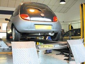 Car services  - Maryport, Cumbria - Cumbria Tyres Ltd - MOT Tuning