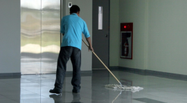 pulizie settimanali in condomini