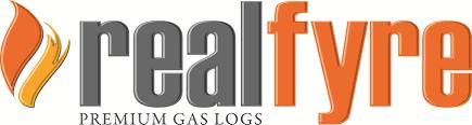 Real-Fyre Gas Logs Logo