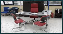 automazioni per uffici, impianti arti grafiche, mobili per uffici