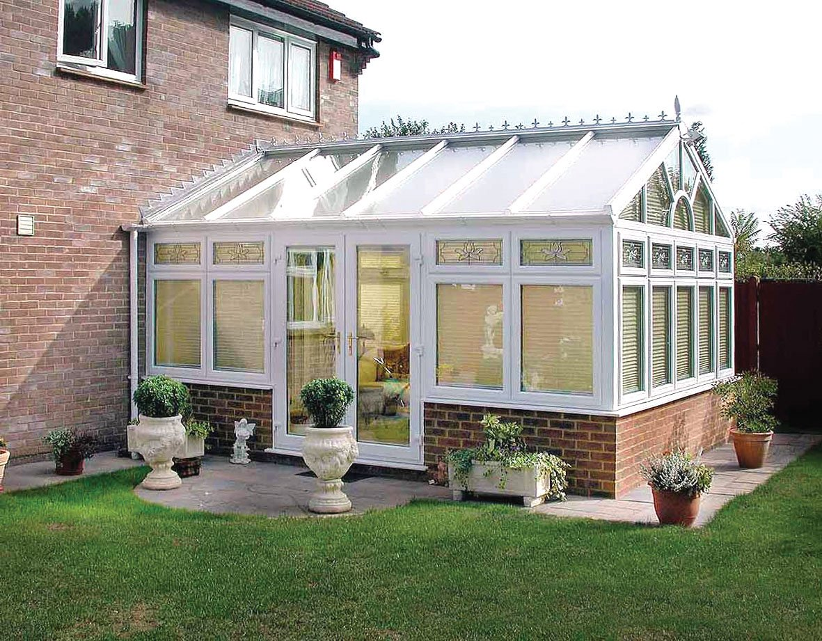 FENSA accredited conservatory company