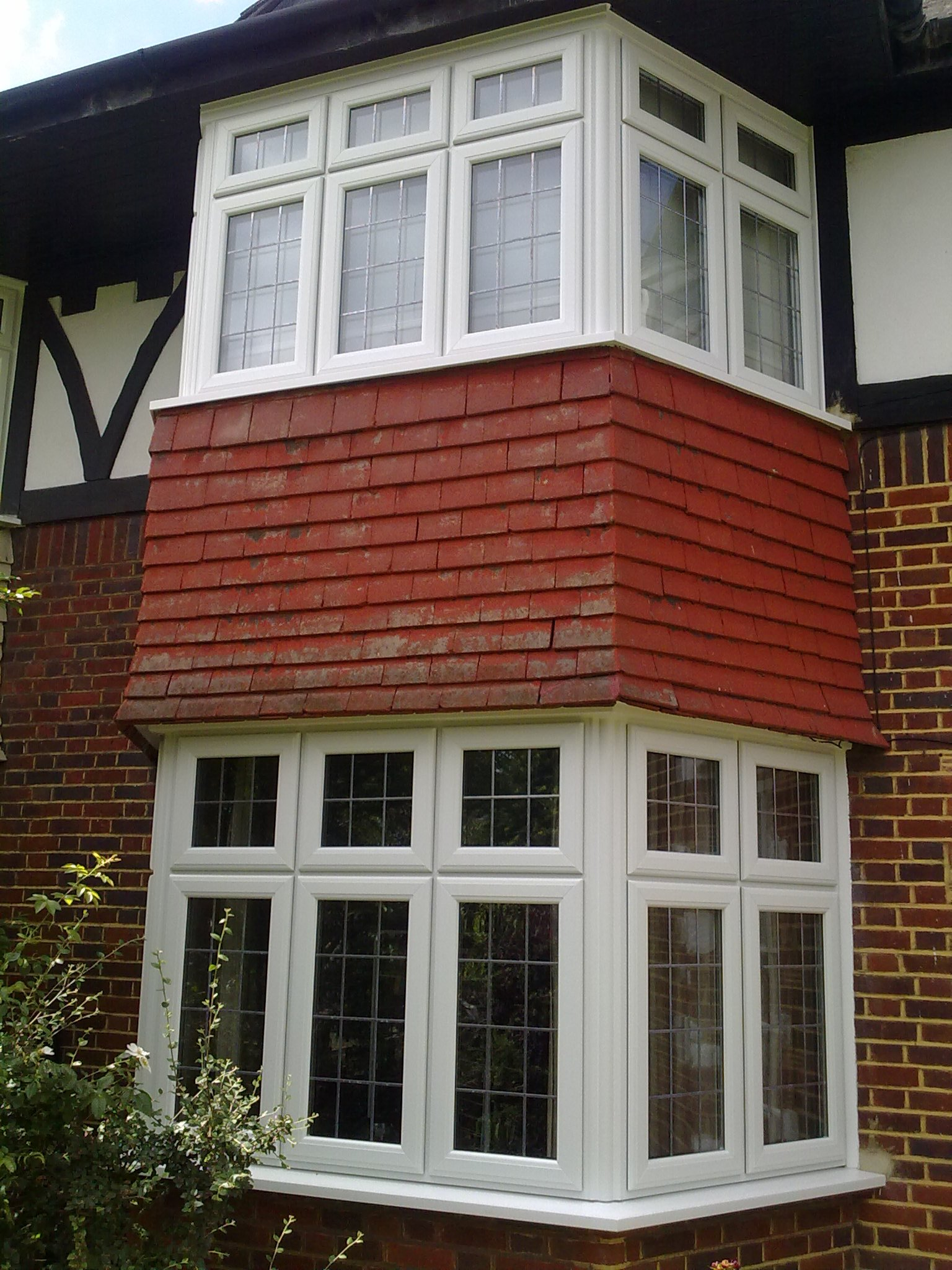 crafted bay windows