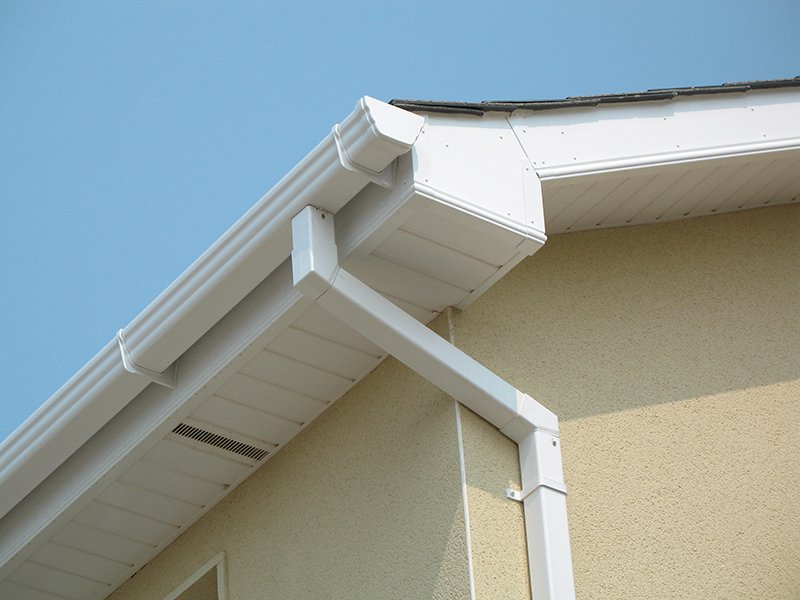 protect your roof from rainwater