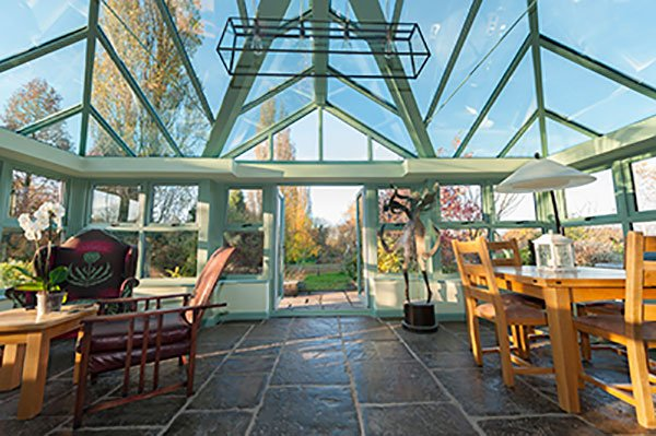 manufacture and install orangeries