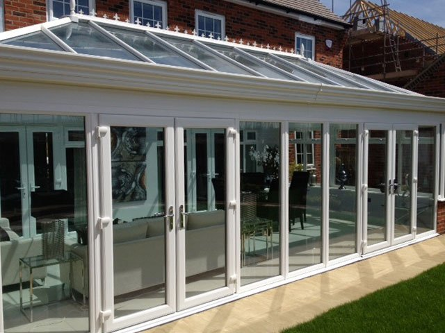 Orangery installation services
