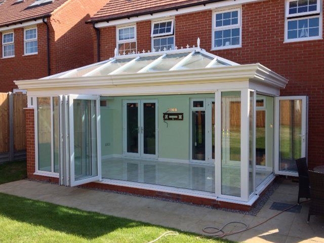 Custom-made orangeries