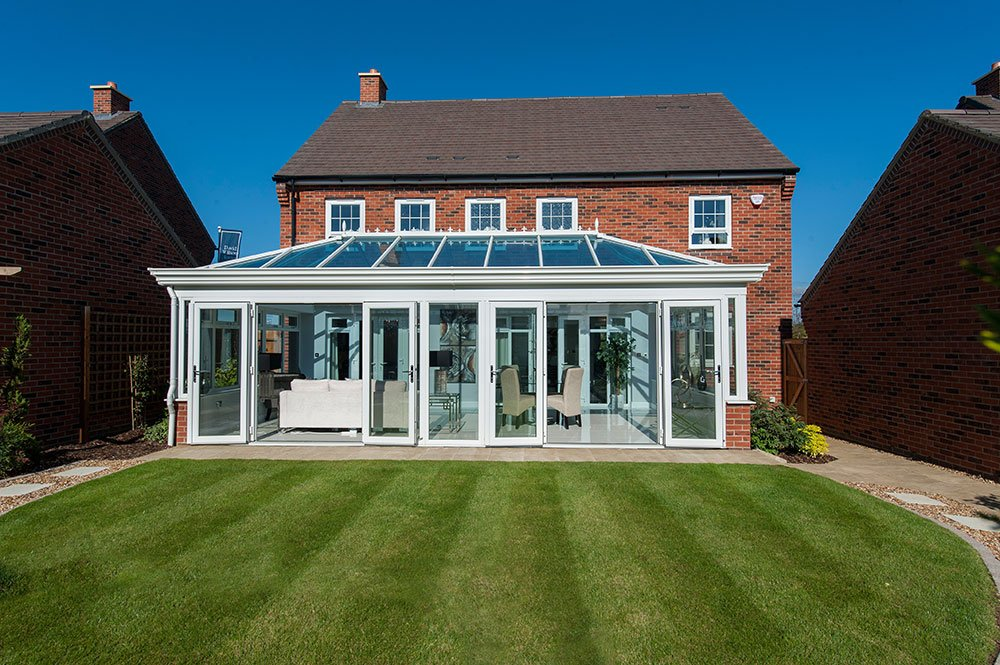 low maintenance orangery