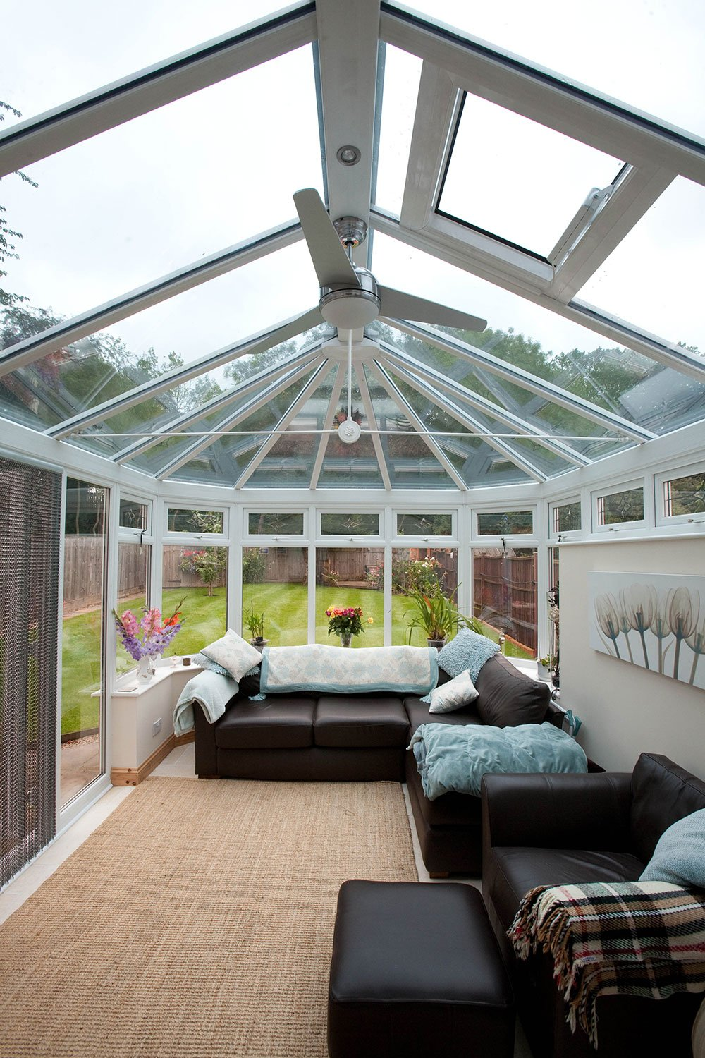 Classic Victorian conservatory