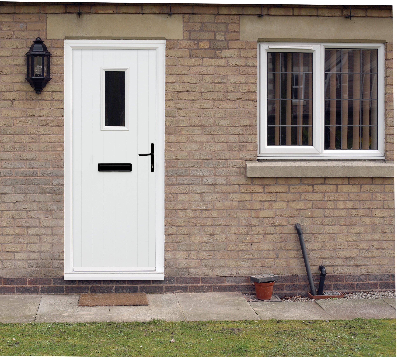 Secure doors