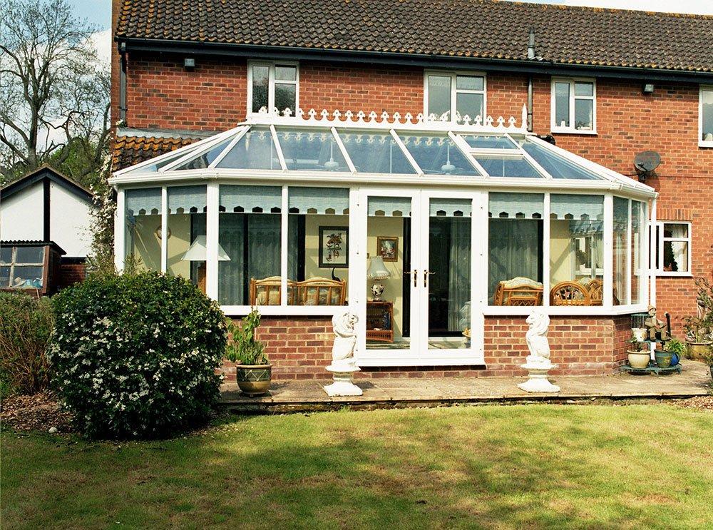 custom-made conservatory