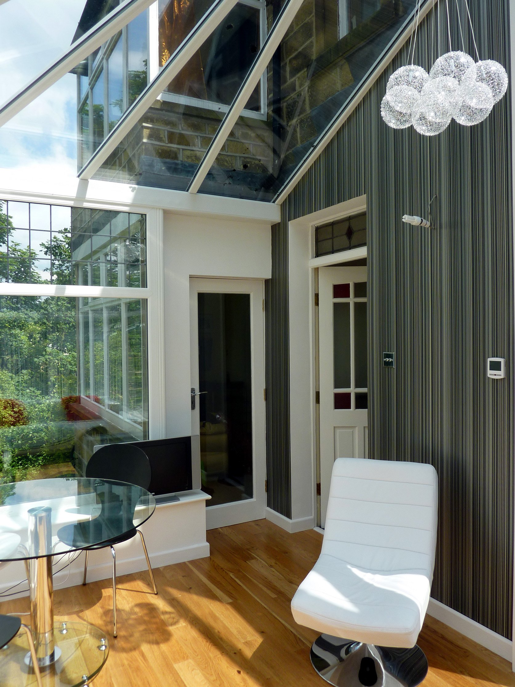 personalise your conservatory