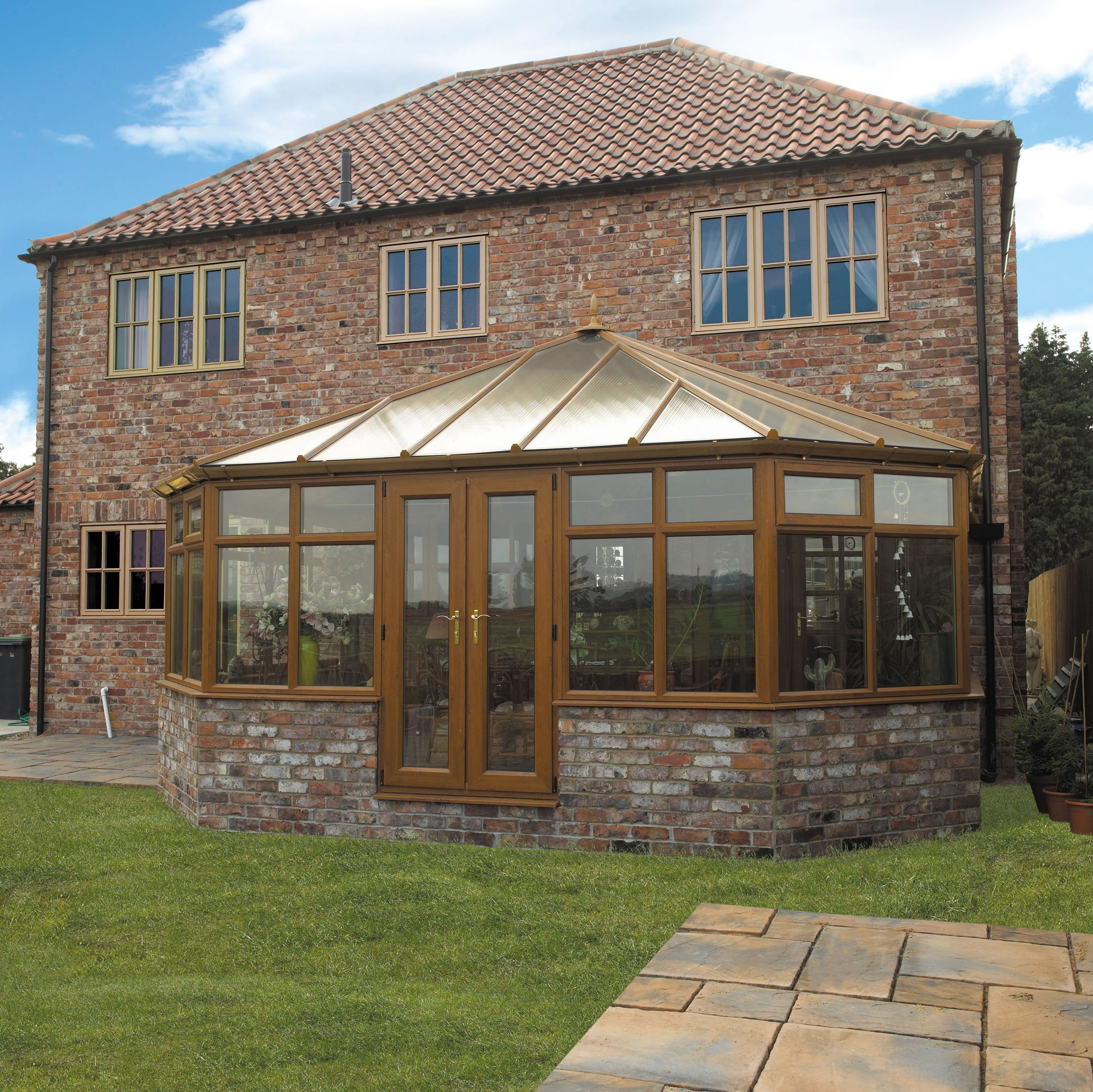 conservatory fitters