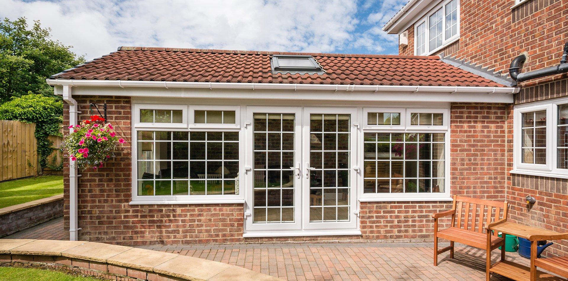 double glazing conservatory