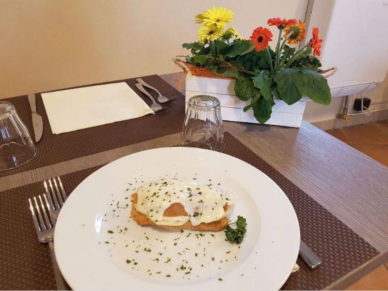 Cotoletta con formaggio