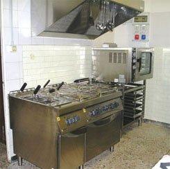 attrezzature cucina