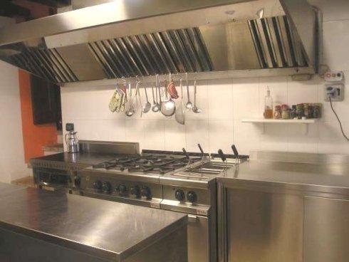 attrezzature cucina, cucine, cucine professionali
