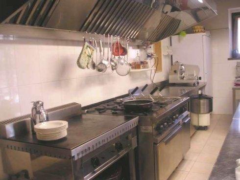 attrezzatura cucine, progettazione cucine, vendita accessori cucine