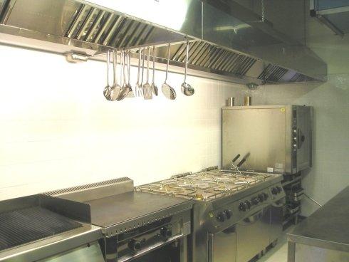 cucina professionale, attrezzature professionali, attrezzature professionali cucina