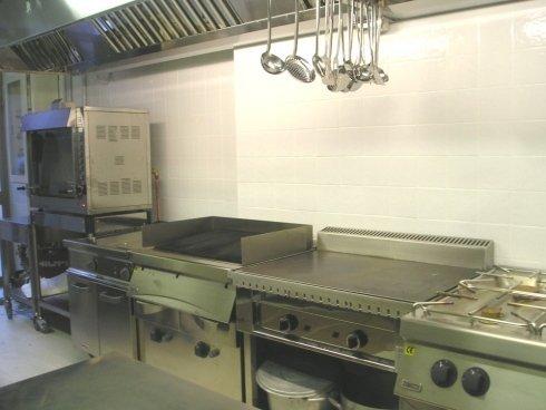 forniture cucina, forniture comunità, forniture ristoranti