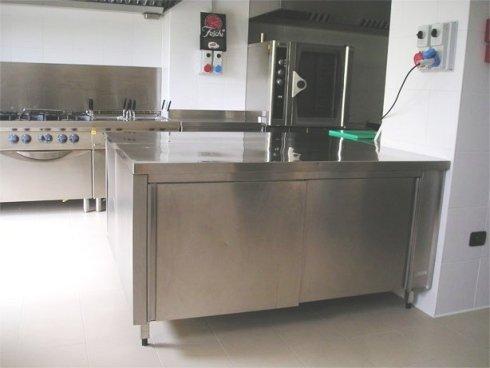 cucine professionali, friggitrici