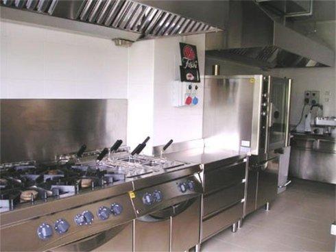 macchine professionali per cucina, attrezzature professionali