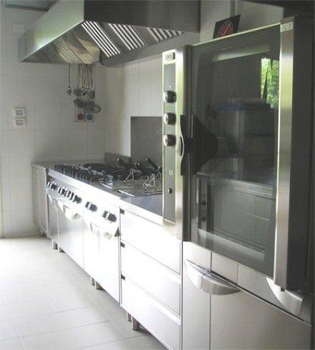 cucine industriali, forni da cucina, forni pizza