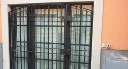 ferro battuto, porte blindate per abitazioni, serramenti blindati