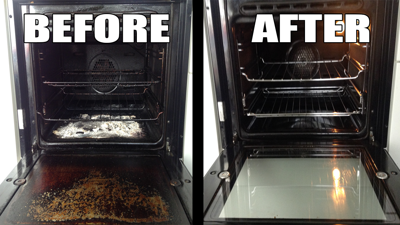 Oven Cleaning Bromley BR1 by TSV Cleaning