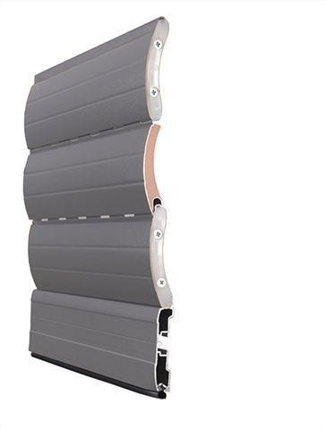 blinds made of aluminium